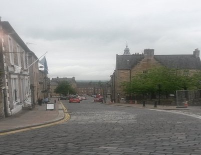 the City of Stirling, Scotland